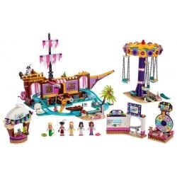 LEGO 41375 Zábavný park na molu
