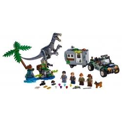 LEGO 75935 .Setkání s Baryonyxem: Hon za pokladem