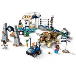 LEGO 75937 .Triceratopsovo běsnění