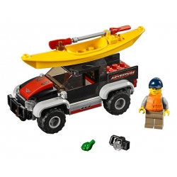 LEGO 60240 Dobrodružství na kajaku