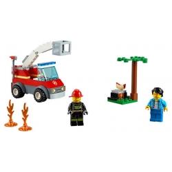 LEGO 60212 .Grilování a požár