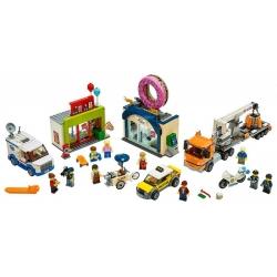 LEGO 60233 .Otevření obchodu s koblihami