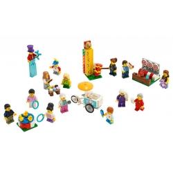 LEGO 60234 Sada postav – Zábavná pouť