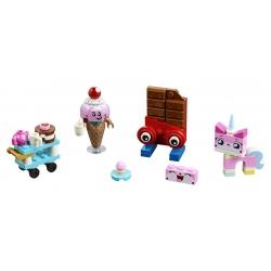 LEGO 70822 Nejroztomilejší přátelé Unikitty!