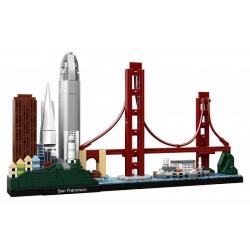 LEGO 21043 .San Francisco