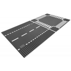 LEGO 7280 Rovná silnice a křižovatka