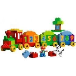 LEGO 10558 Vláček plný čísel