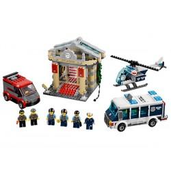 LEGO 60008 Krádež v muzeu