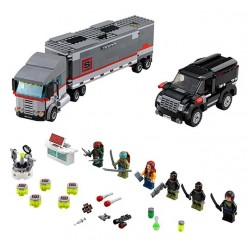 LEGO 79116 Únik velkého sněžného náklaďáku