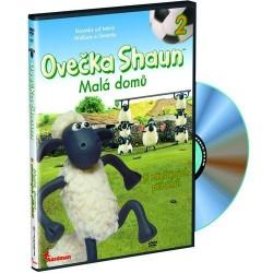DVD Shaun 2 Malá domů