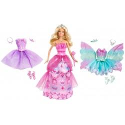 Barbie pohádkové módní styly