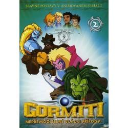 DVD Gormiti díl 2