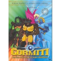 DVD Gormiti díl 4