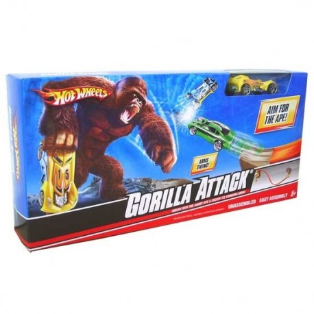 Hot Wheels Gorilla Atack