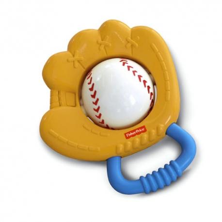 Chrastítko Baseballová rukavice