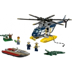 Lego 60067 Pronásledování helikoptérou
