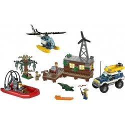 LEGO 60068 Úkryt zlodějů