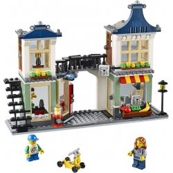 LEGO 31036 Obchod s hračkami a potravinami
