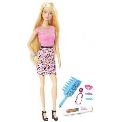 Barbie duhové vlasy