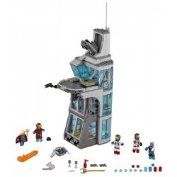 Lego 76038 Avengers Útok na věž Avengerů