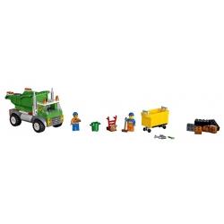 LEGO 10680 Popelářské auto