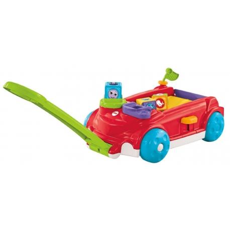 Vozík s kostkami
