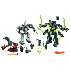 LEGO 70737 Bitva s titánskými roboty
