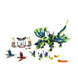 LEGO 70736 Útok draka Morro