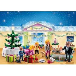 """Adventní kalendář """"Vánoční pokoj"""" s překvapením"""