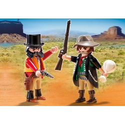 Duo Pack Šerif a bandita