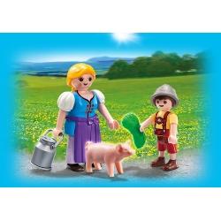 Duo Pack Farmářka a dítě