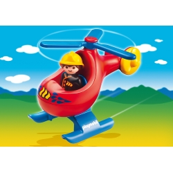 Požární helikoptéra (1.2.3)