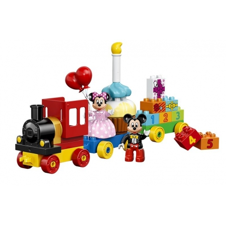 LEGO 10597 Přehlídka k narozeninám Mickeyho a Minnie