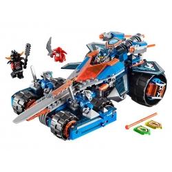 LEGO 70315 Clayova burácející čepel