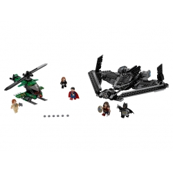 LEGO 76046 Hrdinové spravedlnosti souboj vysoko v oblacích