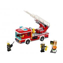 LEGO 60107 Hasičské auto s žebříkem