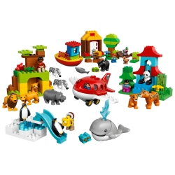 LEGO 10805 Cesta kolem světa