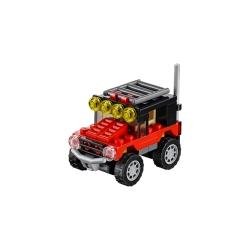 LEGO 31040 Pouštní závoďáky