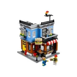 LEGO 31050 Občerstvení na rohu
