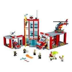 LEGO 60110 Hasičská stanice