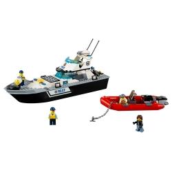LEGO 60129 Policejní hlídková loď