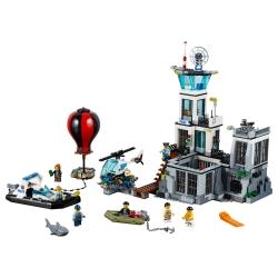 LEGO 60130 Vězení na ostrově