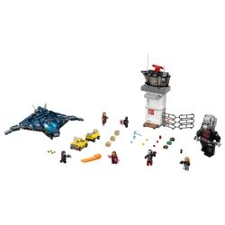 LEGO 76051 Občanská válka super hrdinů