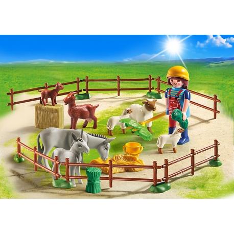 Zvířata na pastvě