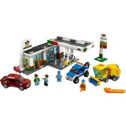 LEGO 60132 Benzínová stanice