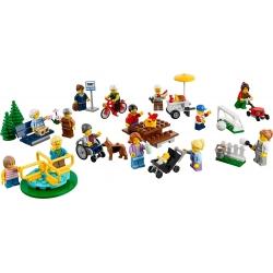 LEGO 60134 Zábava v parku - lidé z města