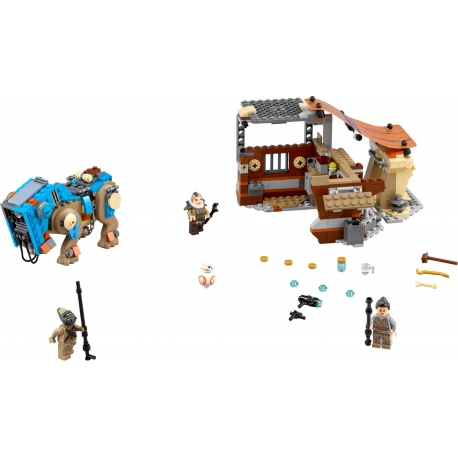 LEGO 75148 Setkání na Jakku