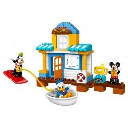 LEGO 10827 Mickey a jeho kamarádi v domě na pláži
