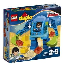 LEGO 10825 Milesův oblek Exo-Flex