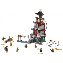 LEGO 70594 Obléhání majáku